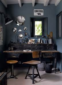 dark dramatic inspiring interiors sfgirlbybay