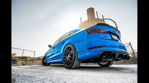 Audi S3 Limo by Dia Show Tuning Audi S3 Limo Auf Hre Rs103 Alu S By Need 4