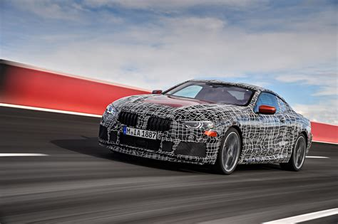 new 2018 bmw 8 series coupe to be unveiled at le mans by