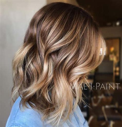 diy highlights for dark hair 42 balayage ideas for short hair the goddess