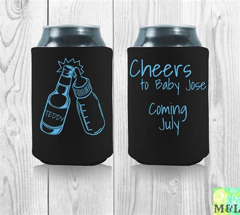Baby Shower Koozies by 17 Best Images About Baby Shower Koozies On