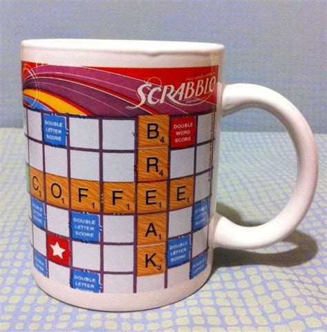 scrabble coffee mugs 1000 images about board on
