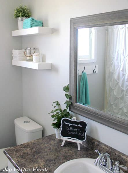 ideas to decorate your bathroom 80 ways to decorate a small bathroom shutterfly