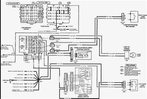 wiring diagram 1993 chevy silverado 1500 wiring diagram