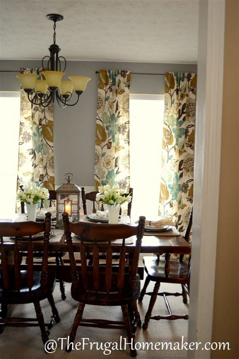 curtains dining room ideas day 27 curtains
