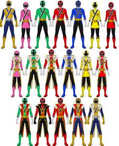 samurai sentai shinkenger by taiko554 on deviantart