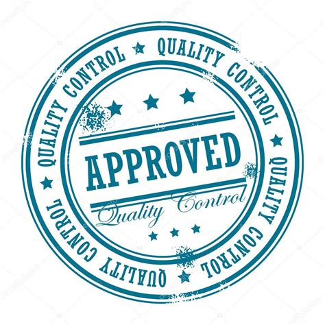 rubber st approval quality stock vector 169 fla 32200327