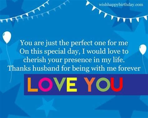 special message to my husband 17 best ideas about birthday greetings to husband on happy birthday birthday