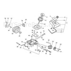 Echo Chainsaw Coil Wiring Diagram Echo Cs 6701 Chainsaw Cs6701 Parts Diagram Page 2