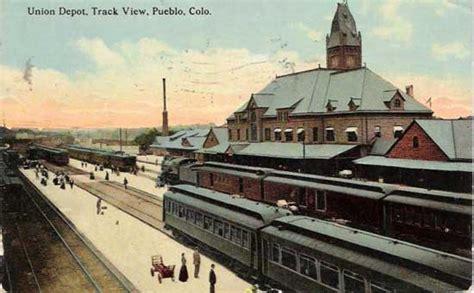 postcards from pueblo county colorado