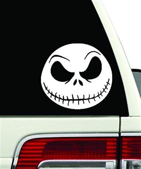 Stiker Skellington Nightmare Before skellington nightmare before decal sticker window hallowee 5 5 quot inch