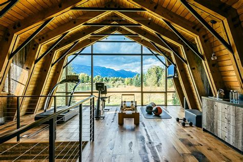 barn living meets amazing mountain views