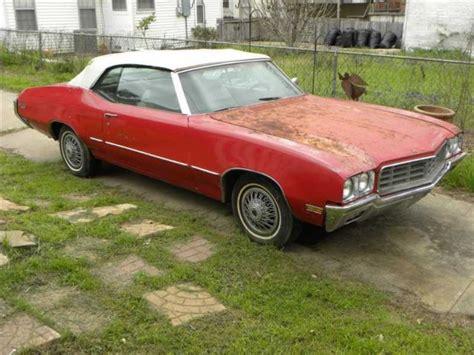 70 buick gs for sale 70 buick skylark convertible barn find gs gran sport 1970