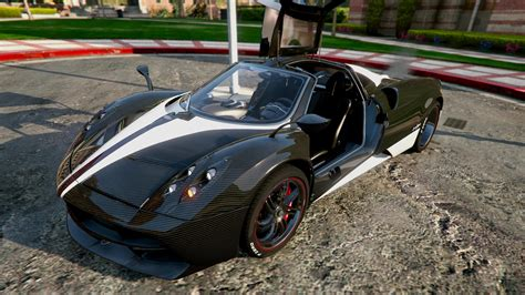 pagani gta 5 pagani huayra the king reskin gta5 mods com