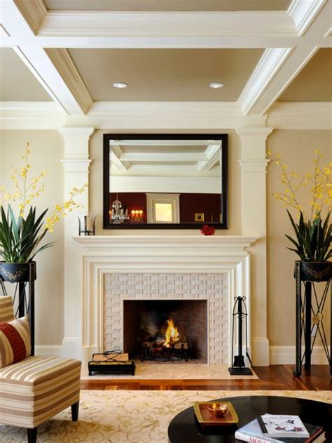 designing around a fireplace tile around fireplace houzz