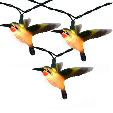 String Animals - hummingbird string lights animal string lights