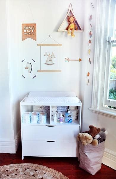 desain kamar ganti hal yang harus diperhatikan untuk desain kamar bayi aman