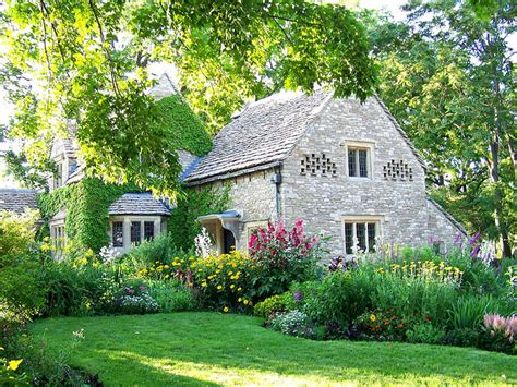 cottage cotswolds country cotswold cottage