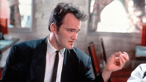 mr brown reservoir dogs quentin tarantino receives his on the walk of fame