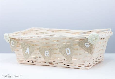 Wedding Banner Holder by 1000 Ideas About Wedding Baskets On
