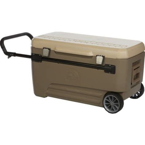 heavy duty coolers with wheels coolers drinkware academy