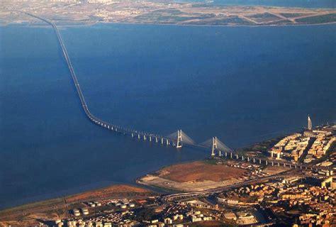 ponte vasco da gama ponte vasco da gama lisboa mega engenharia