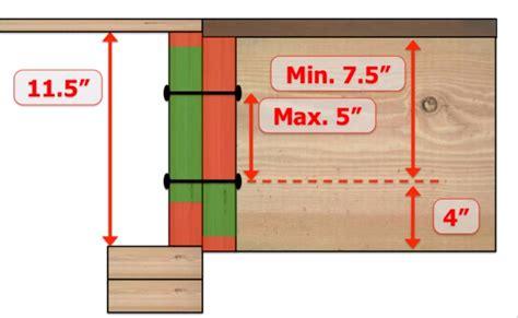 aleska diamond bathroom bathtub ledger board 28 images overcoming below grade