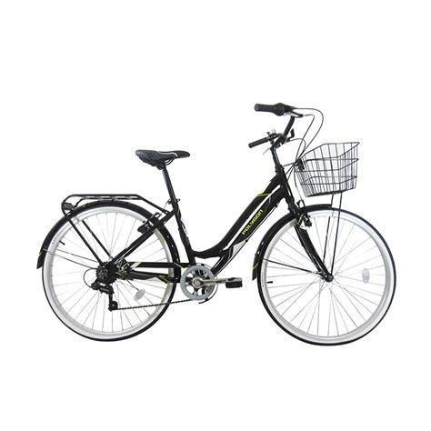 Sepeda Yang Ada Keranjang Nya jual polygon lite sepeda keranjang 26 inch