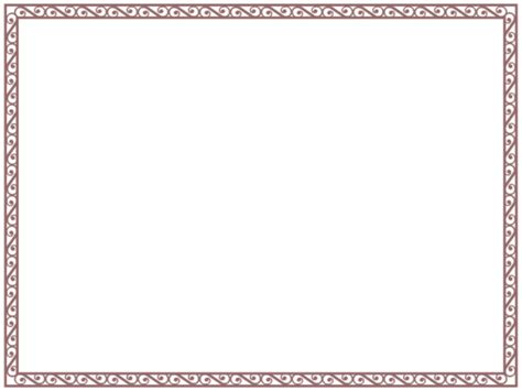 microsoft templates borders border template for word selimtd
