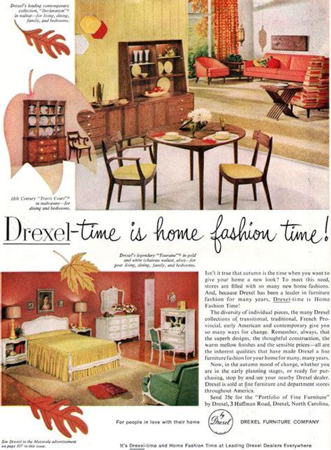 1960s drexel perspective dining room furniture ad 1000 images about vintage furniture ads on pinterest