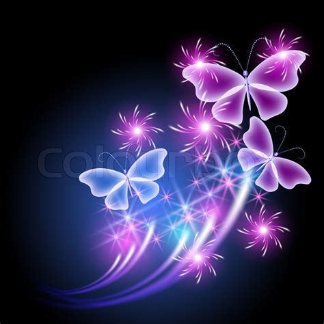 Dompet Bonia Ori Kotak Box sommerfugle og stjerner stock foto colourbox