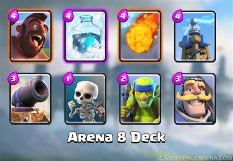 arena deck arena 8 deck hog freeze detailed explanation guide