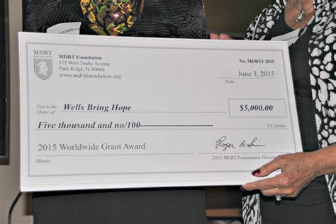 million dollar table foundation bring million dollar table foundation grant