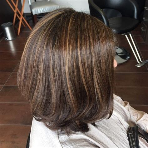 picture of hightlights 20 ideas for brown hair with highlights young hip fit