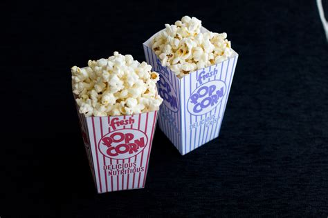 How To Make Popcorn Out Of Paper - how to make a popcorn box out of paper 28 images 25