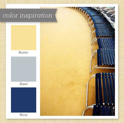 gray and yellow color schemes yellow gray and navy color palette 15