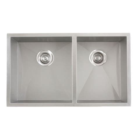 ticor s3540 undermount 16 stainless steel kitchen sink