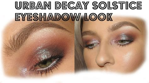 Eyeshadow Decay decay solstice eye shadow look