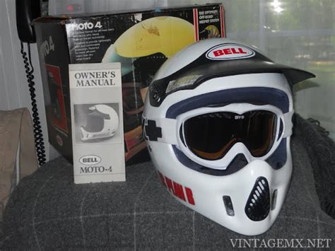 vintage motocross helmet vintage motocross helmets bell hondaline krw simpson
