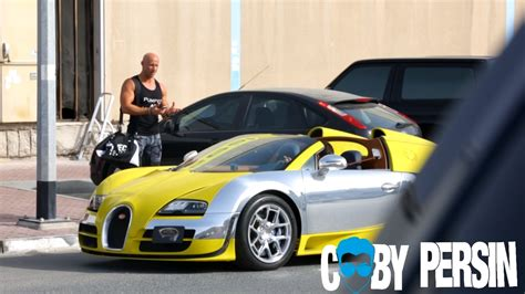 picking up uber users in a bugatti veyron sssupersports