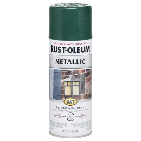 green paint spray shop rust oleum 11 oz racing green spray paint at lowes