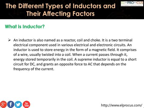 what is q of an inductor what is inductance factor 28 images ppt testing loudspeakers in a production environment the