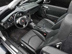 Porsche 997 Interior by 2007 Porsche 911 Turbo Cabriolet Us Spec 997 Supercar