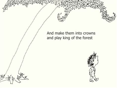 Shel Silverstein Coloring Pages
