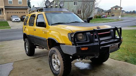 nissan xterra how many seats xterras of the pacific northwest
