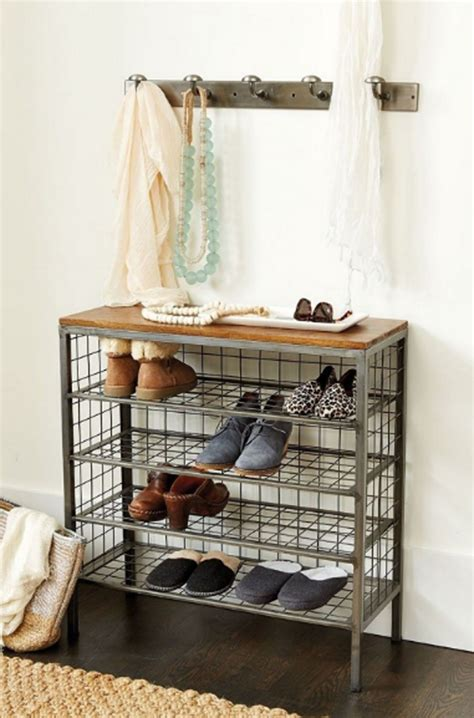 clever shoe organizing ideas    room