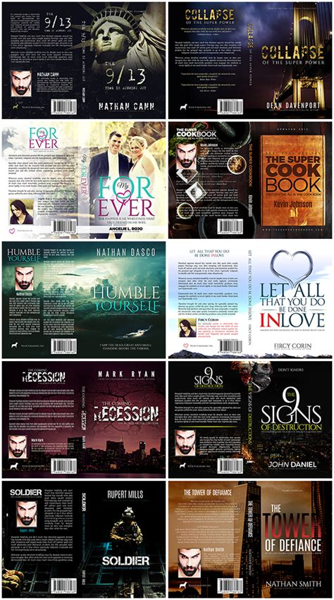 bookcovermall createspace bundle