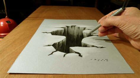 draw 3d 3d drawing by vamosart on deviantart