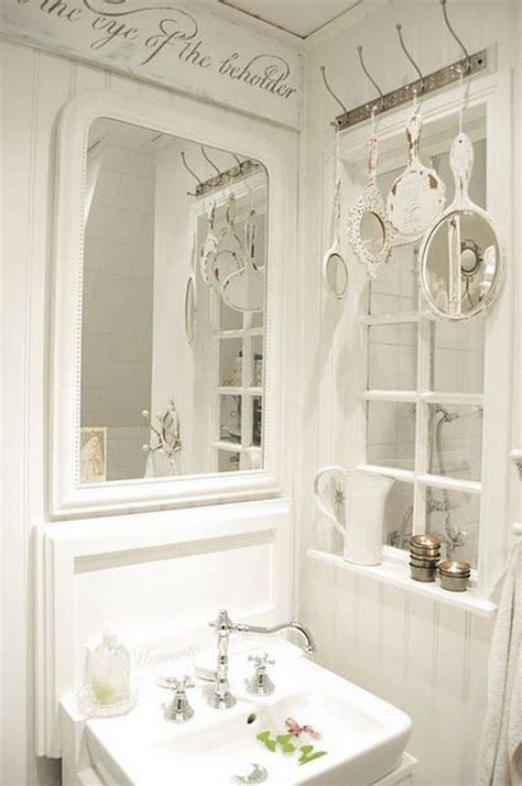 50 Amazing Shabby Chic Bathroom Ideas Noted List Shabby Chic Small Bathroom Ideas