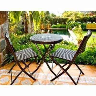 juego de mesa y sillas para patio 17 mejores ideas sobre mesas y sillas plegables en